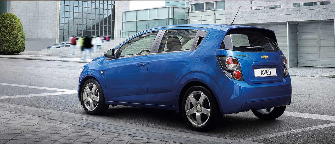 Chevrolet Aveo Portes Petite Voiture à Hayon - Citadine 5 portes